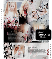 Special templates  +Bestie by Bubblegomi