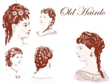 Old Hairdo by conmaleta
