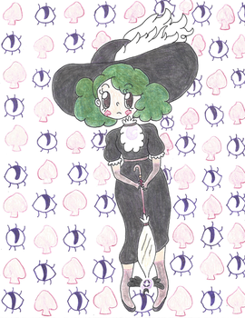 Eclipsa Queen of Darkness by ambidextrious-witch