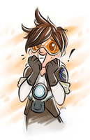 Tracer Sketch by Oomles