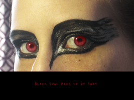 Black Swan Make Up II by Toxic-Sway