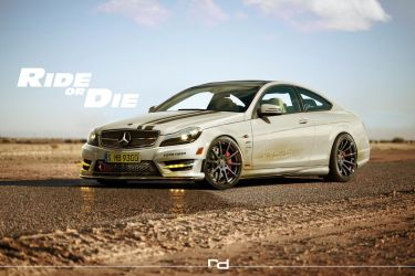 Mercedes Benz AMG Ride or Die by Rob3rT----Design