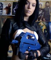 Battle Rifle by MissSinisterCosplay