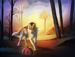 Hallow's Eve by little-owlette