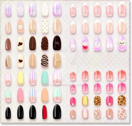 Styled Nails For Mmd Models by roosjuh14290