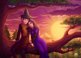 Here with You by DolphyDolphiana