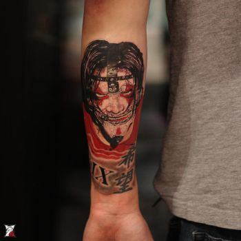 Jim Root-Slipknot by Zsil-works