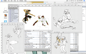 commissions in progress Oct 08 by EJSCreations