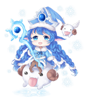 AT - Winter Wonder Lulu by Kiyoshi-Ryu
