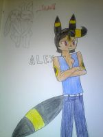 Alex's new design by Illiterate-Swine