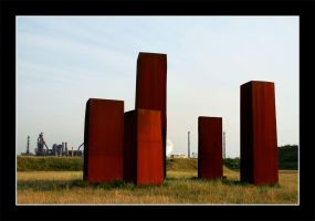 Rusty Towers by PeterZen