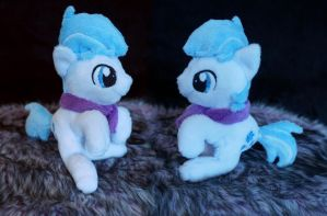Double Diamond Plush by Fafatacle
