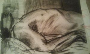 Life Drawing Class Charcoal 3 by Torm19