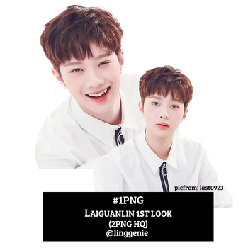 [PNG] LAI GUAN LIN 1ST LOOK by linggenie