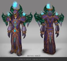 Mage Mythic by FirstKeeper