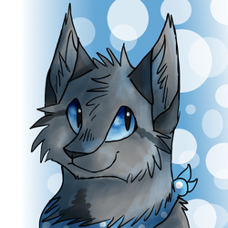 Finchwing headshot by Finchwing