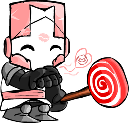 Pink Knight by namconintendo