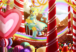 Candy Land by Marie-Mike