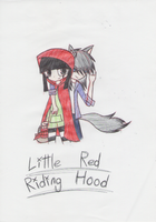 Little Red Riding Hood by Lady-Bloody7
