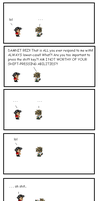 Sprite Comic -- lol by kattlegnat