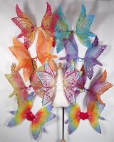 Fairy wings for St. Croix by glittrrgrrl