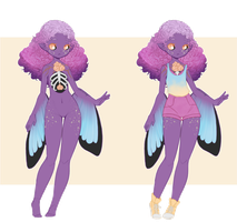 [CLOSED]VK: Aesthetic Adopt | Day 14 by SkyJynx