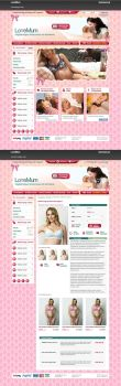 LoveMum.pl website by forty-winks