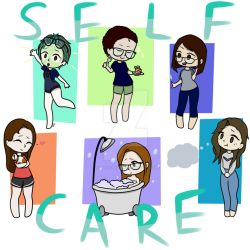 Self Care (read description!!) by Taki-chanEDM