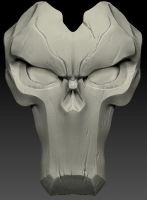 The Mask of Death by Elven-Curse