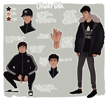 Oliwier // reference (new) by khovii