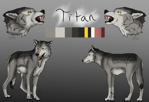 Titan Reference Commission by Alikrea