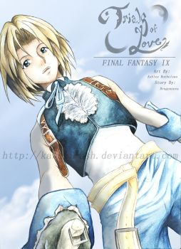 Trials of Love -Front Cover by Kawaii-Ash