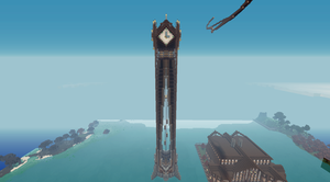 The Clock Tower of Time Travel by CW390