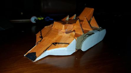 Robot Wars Foxic Model by LouTheFatCat