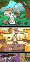 Honey ID Trial by QviCreations