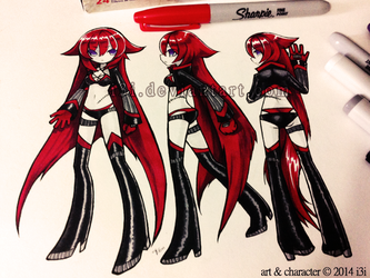 After Reference Sheet by I3I