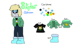 Skyler (Skelesona REF) by cjc728
