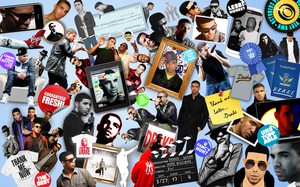 Pop art and culture collage by jeramiah327 on deviantart - Drake collage wallpaper ...