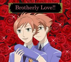 Hitachiin Brotherly Love by Meredianna