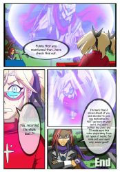 YGO Doujin Bonus Chapter - Wally's Agent - Page 47 by punkbot08