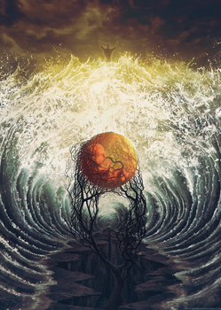 Woven Together In The Depths Of The Earth by Ascending-Storm
