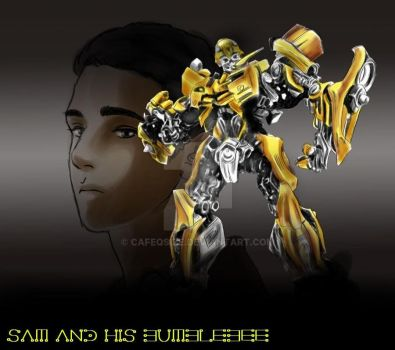 sam and Bumblebee by cafeqsize