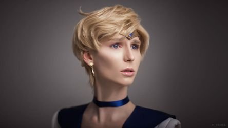 Sailor Uranus by phmiadema