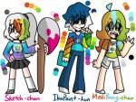 Art App Anime Personifications by Toast-Freak