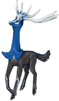 Xerneas (No. 716) by SST-Laboratories