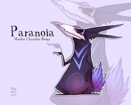 Paranoia by ZestyDoesThings