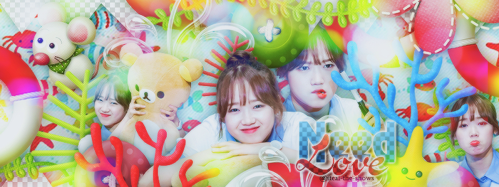 [Artwork] Need Love - YooJung by Steal-The-Shows