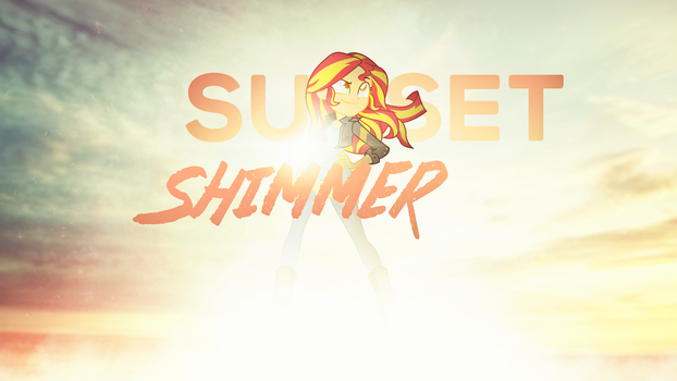 Sunset Shimmer '16 by DividedDemensions