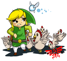 Link against the world by eimiko-chan