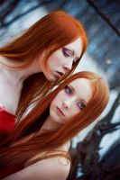 sisters I by Lost0000soul
